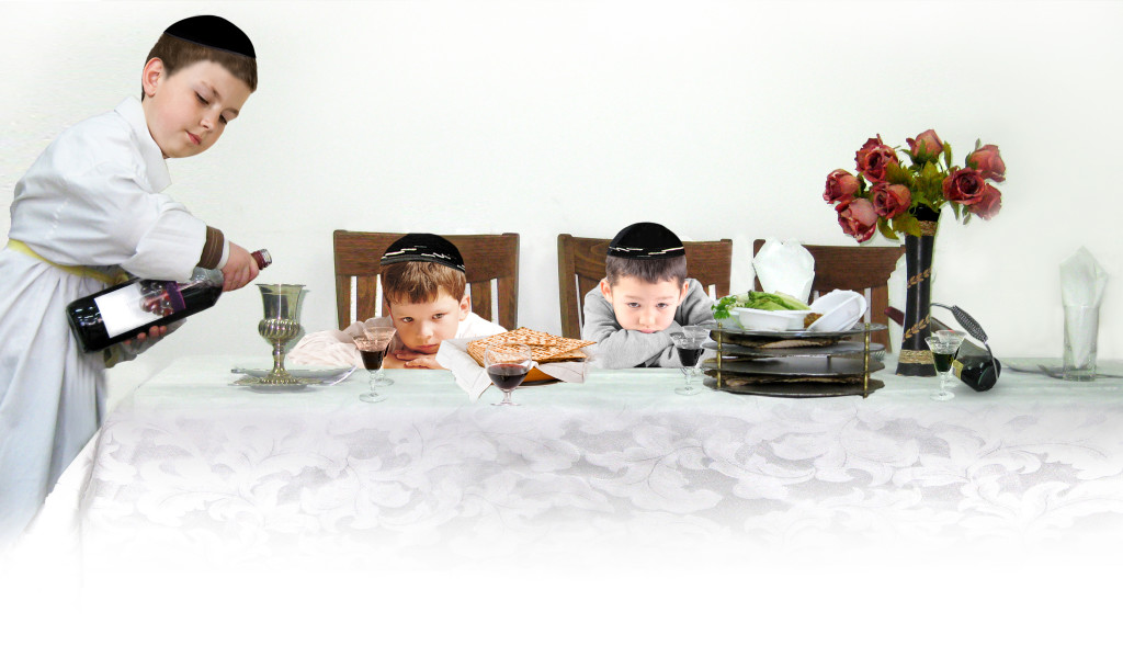 Pesach campaign