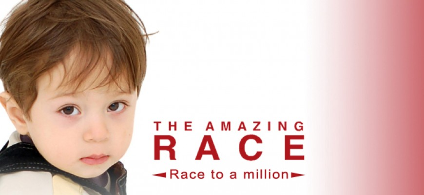The amazing race to a million