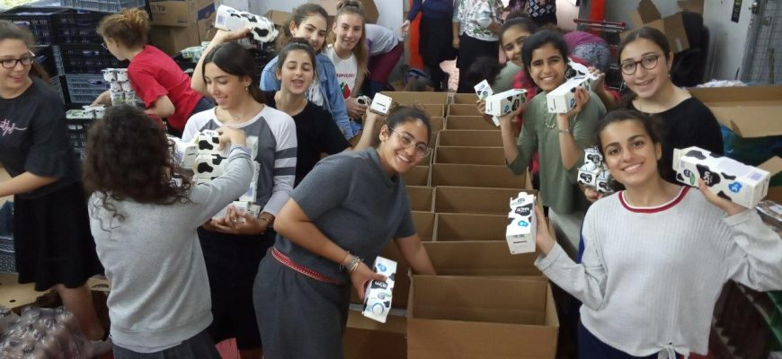 Shavuot is happy for Holocaust survivors and needy people