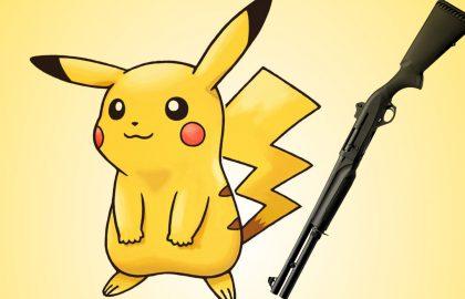 wanted Pokemon Hunters