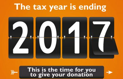 The tax year is ending 2017