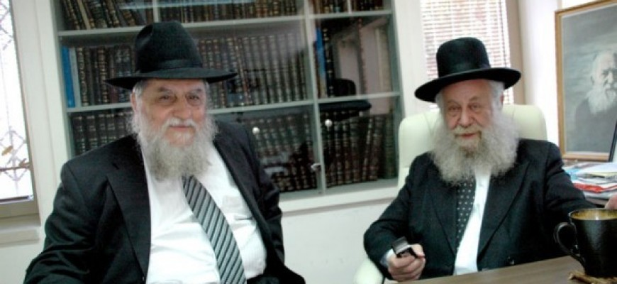 Ten Years of Activity: Greetings from the Chief Rabbi of Ashdod