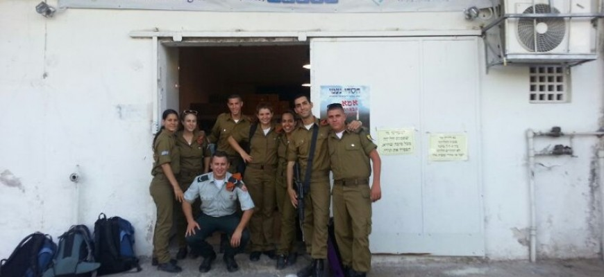Volunteering in Bat Yam