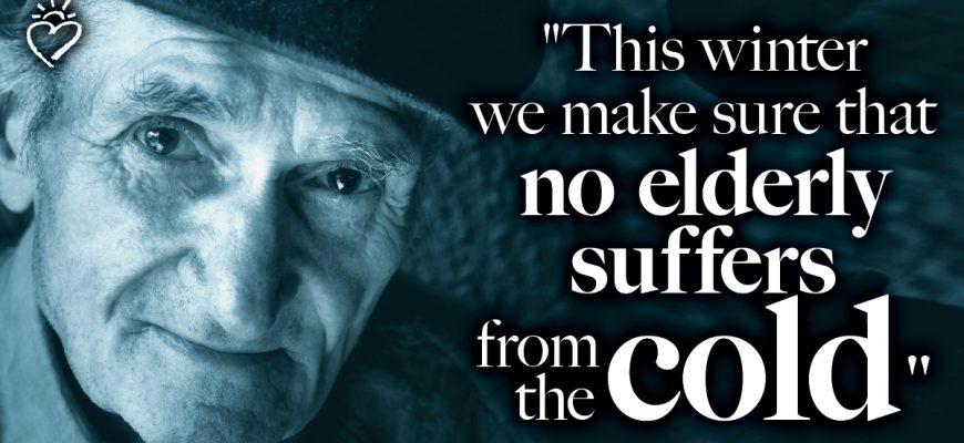 Chasdei Naomi's Big Winter Campaign to Assist 5,000 Seniors and Holocaust Survivors